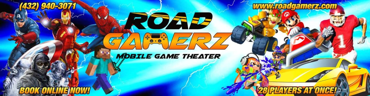 Road Gamerz – Mobile Video Game Truck Birthday Parties and more – Southern California
